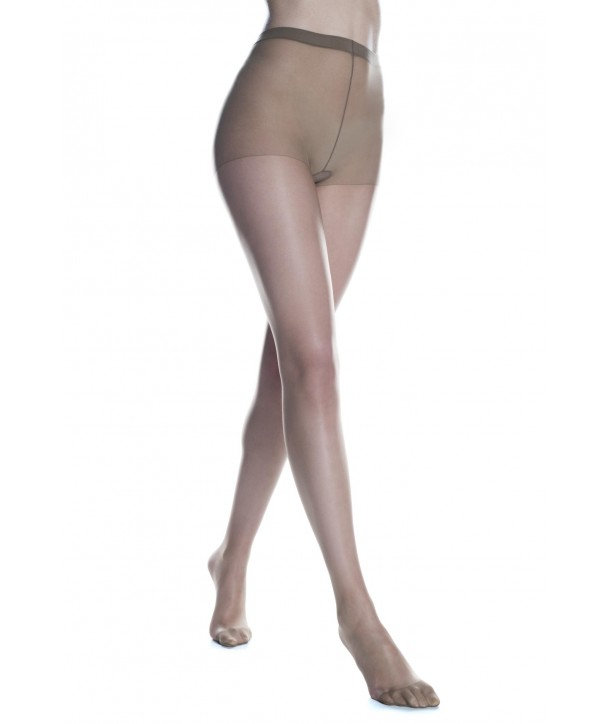 VANISE TIGHTS WITH PANEL GUSSET 15 DEN